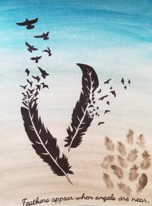 Kaitlyn Clement - Feathers